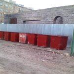 контейнеры 0,75 горкомтранс города караганды